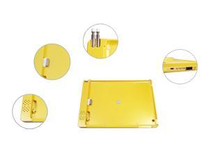SmartPower Pack - iPad2/new iPad power bank doubles as protective cover and Sound Amplifier (YELLOW)