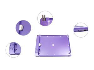 SmartPower Pack - iPad2/new iPad power bank doubles as protective cover and Sound Amplifier (PURPLE)