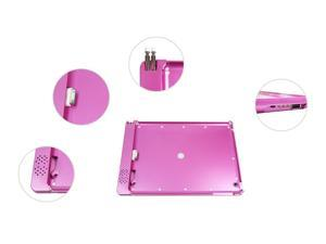 SmartPower Pack - iPad2/new iPad power bank doubles as protective cover and Sound Amplifier (PINK)