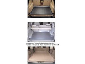 Cargo Liner-Ford Taurus X 2008-2011-Black-From 3rd Seat Area