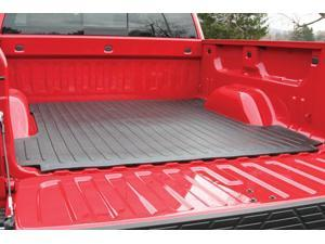 Truck Bed Mat-Ford F-150 2004-2014-Black-SuperCrew, 5.5 Ft Bed