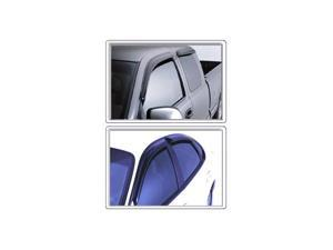 Ventvisor-Kia Sedona 2001-2005-Smoke-(2PC Set)