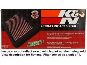 Performance Air Filter-Honda CRV 2007-2011-2.4L L4 Engine