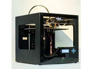 MBot 3D Printer, Cube II, 260x230x200mm, 0.1-0.3mm, Dual Head, Cool Metal Case Assembled.