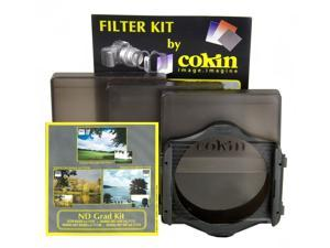 Cokin H250 P-Series ND Grad Kit -Includes 121L, 121S and 121M Graduated Neutral Density Filters