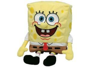"Spongebob Squarepants - New X-Large 18"" Ty Plush with Tags!"