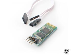 Virtuabotix BT2S Bluetooth to Serial Slave for Arduino, Versalino, PIC, Raspberry PI and other VTTL Compatible Serial Ports