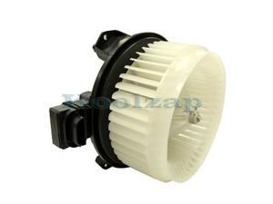 2007-2013 Lincoln MKX Front Heater AC A/C Condenser Blower Motor Assembly Fan Cage (2007 2008 2009 2010 2011 2012 2013 07 08 09 10 11 12 13)