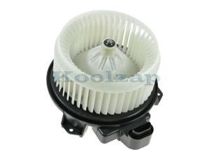 2006-2012 Toyota RAV-4 Limited Front AC A/C Heater HVAC Condenser Blower Motor Assembly with Fan Cage (2006 06 2007 07 2008 08 2009 09 2010 10 2011 11 2012 12)