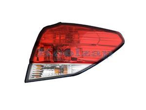 2010-2011-2012-2013 Subaru Outback Taillight Taillamp Rear Brake Tail Lamp Light (Quarter Panel Outer Body Mounted) Right ...