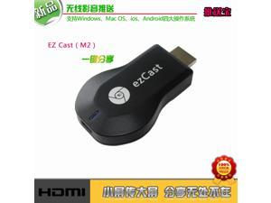 COOMAST EZCAST M2 FOR andriod & apple mobile phone wireless 2.4G media transfer HDMI Streaming Media Player  HDMI Interface