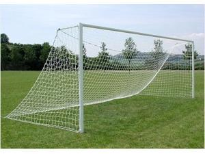 12x6ft Full Size Football Soccer Goal Post Net Sports Match Training Junior
