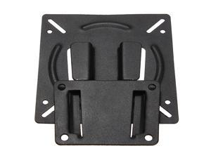 "Wall Mount Bracket for 10""-23"" Inch Flat Panel Screen LCD LED Display TV Monitor Black"