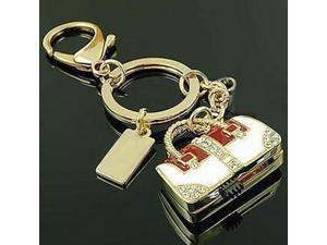 4/8/16/32G GB Crystal Bag Model USB 2.0 Flash Drive Memory Stick Metal Thumb Pen Drive U Disk