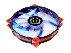 Thermaltake Luna 20 LED Silent Fan Cooling CL-F024-PL20BU-A, Blue