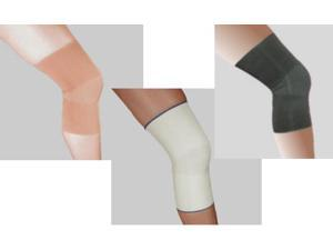 Elastic Slip On Knee Support