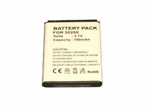 Replacement 30200 Battery for Callaway Golf uPRO & uPro Go GPS Units 1008000134