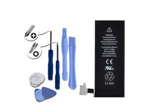 1430mAh 616-0579, 616-0580, 616-0581 Battery Replacement for Apple iPhone 4S A1387, A1431 with Installation Tool Kit