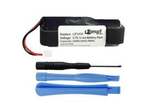 1600mAh Extended LIS1441, LIP1450 Battery Replacement for Sony PS3 Playstation 3 Move Motion Controller CECH-ZCM1E, CECH-ZCM1U