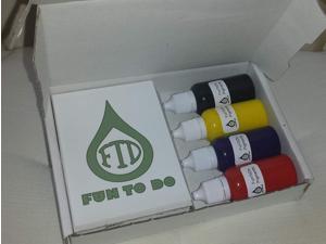 Resin Pigment Set FunToDo
