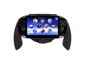 Red Durable Joypad Bracket Holder Case Hand Grip Handle for Sony PSV PS Vita