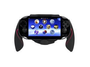 Red Durable Joypad Bracket Holder Case Hand Grip Handle for Sony PSV PS Vita