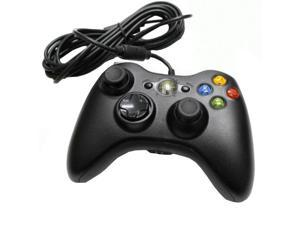 Wired USB Cable Controller for Microsoft Xbox 360 Console PC Computer Video Game