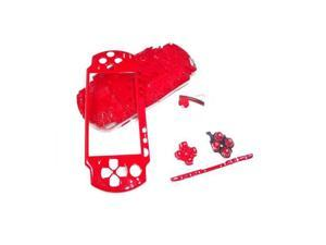 Full Housing Shell Faceplate Case Parts Replacement for Sony PSP 2000 Console