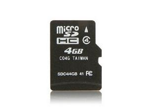 4GB Micro SD SDHC TF Memory Card Stick Storage for Cell Phone Tablet Game Camera