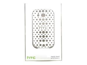 HTC Hard Shell Case for HTC Desire C - White - 99H-10970-00