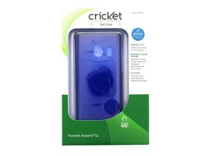 Cricket Gel Case for Huawei Ascend Q - Blue - CTP963