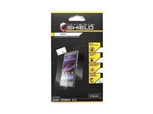 Zagg invisibleSHIELD Dry Full Body Screen Protector for Sony Xperia Z1s
