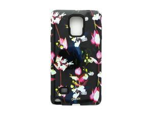Sonix Inlay Case for Samsung Galaxy Note 4 Black Orchid