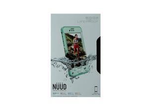 Lifeproof Nuud Series For iPhone 6s Waterproof Case - Aqua Blue