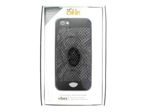 NEW iSkin Vibes Ultra Slim Designer Case for the iPhone 5 & 5S - Faux Snake Skin