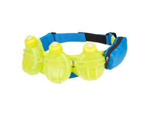 Fuelbelt Revenge R30 3-Bottle Hydration Belt : Brazilian One Size