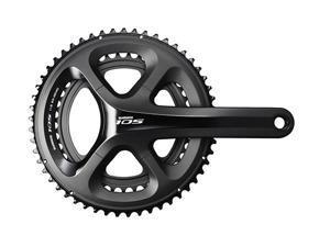 Shimano 105 5800 11 Speed Mid-Compact Road Bike Crankset 175mm 52/36 Black