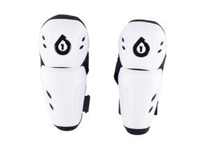 SixSixOne Comp Elbow Pad : White LG Large