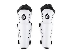 SixSixOne Comp Knee Pad : White LG Large