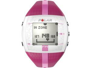 Polar FT4F Heart Rate Monitor : Women's Pink and Purple