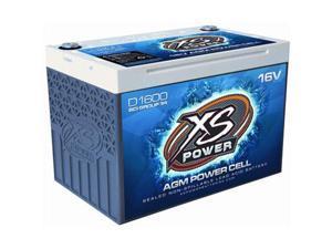 XS Power Batteries - D Series D1600 D1600 Battery