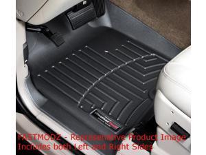 2012 - 2013 Dodge Ram Black 1st Row FloorLiner Over the Hump