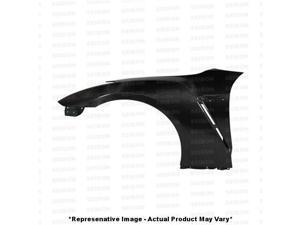 SEIBON Carbon Fiber Fenders FF0910NSGTR-OE Fits: NISSAN 2009 - 2014 GT-R