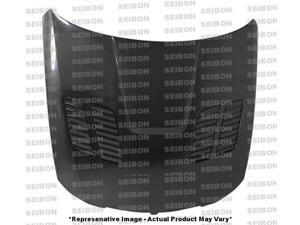 SEIBON Carbon Fiber Hood HD0507BMWE90-GTR Fits: BMW 2006 - 2006 325I  Sedan 200
