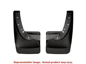 Black Husky Liners # 57261 Custom Molded Mud Guards   FITS:CHEVROLET 1999 - 200