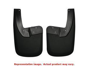 Black Husky Liners # 57161 Custom Molded Mud Guards   FITS:DODGE 2009 - 2010 RA