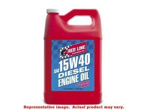 Red Line Diesel - Synthetic Motor Oil 21405 Fits:UNIVERSAL 0 - 0 NON APPLICATIO