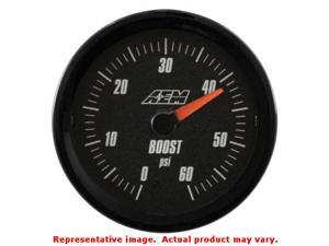 AEM Analog Gauges 30-5137 Range: 0~60psi Fits:UNIVERSAL 0 - 0 NON APPLICATION S