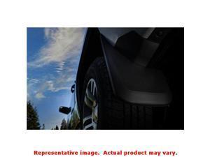 Black Husky Liners # 56711 Custom Molded Mud Guards   FITS:HUMMER 2006 - 2009 H