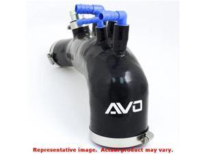 AVO Turboworld Silicone Intake System S1B07G41BBLKJ Black Fits:SUBARU 2008 - 20